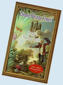 Howl's Moving Castle book cover